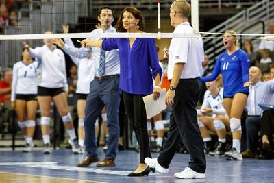 White & Blue Review: 2015-09-15 Nebraska vs CUVB &emdash;