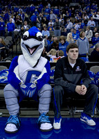 Tyler Clement and Billy Bluejay