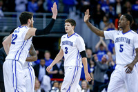 Avery Dingman Devin Brooks Doug McDermott
