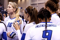 2014-09-13 Wichita State vs CUWVB