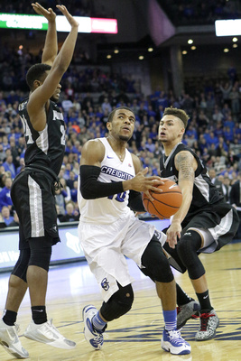 White & Blue Review: 2016-1-12 CUMBB vs Providence &emdash;