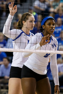 White & Blue Review: 2016-09-08 Kansas vs CUVB &emdash;