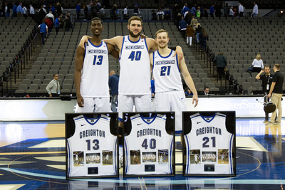 White & Blue Review: 2017-02-28 - CUMBB Senior Day Activities &emdash;