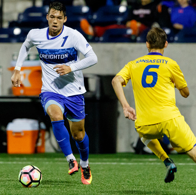 White & Blue Review: 2016-09-13 UMKC vs CUMSOC &emdash;